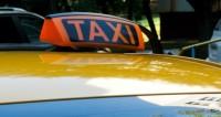 Для зарегистрированных такси в Москве сделают дополнительные парковки