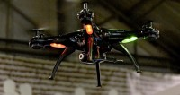 Танцы дронов: беспилотники в небе над Китаем устроили световое шоу