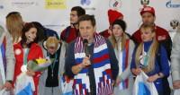 Овации, слезы и предложения руки и сердца: как встречали олимпийцев в Москве