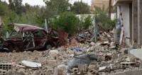 В Алеппо восстанавливают разрушенную террористами Великую мечеть