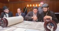 Самый веселый праздник: московские иудеи отметили Пурим