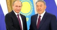 Путин и Назарбаев обсудили итоги Конгресса нацдиалога в Сирии