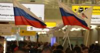 Российских олимпийцев в Москве встретили ликованием