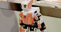 Танцующие роботы и дроиды: в Алматы открылась уникальная выставка
