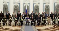 Сотрудники МТРК «МИР» получили в Кремле государственные награды