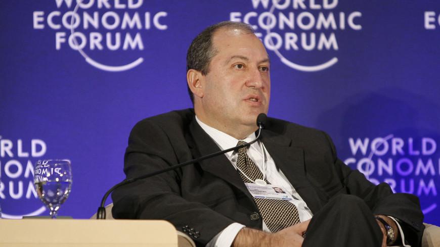 Экс-премьер Армении выдвинут на пост президента