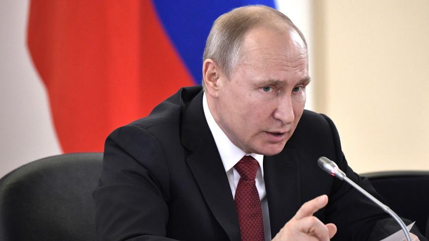 Путин поручил улучшить экологическую обстановку в Красноярске