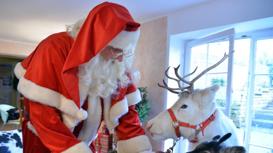 В Голландии расследуют дело о призывах в соцсетях убить Санта-Клауса
