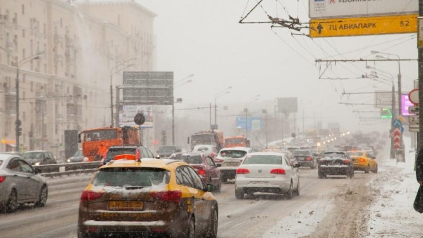 Приставы взыскали с московских водителей 2,5 млрд рублей штрафов