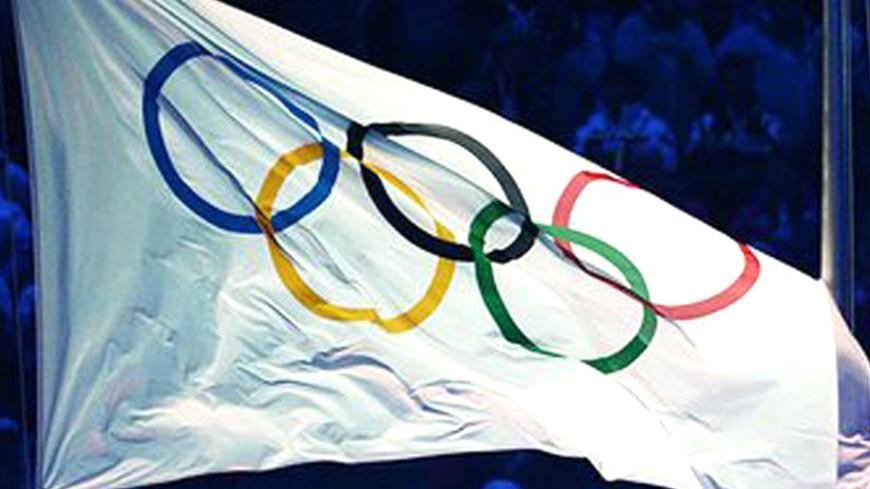 Спортдайджест: флаг Олимпийских игр в Пекине и рыцарский турнир