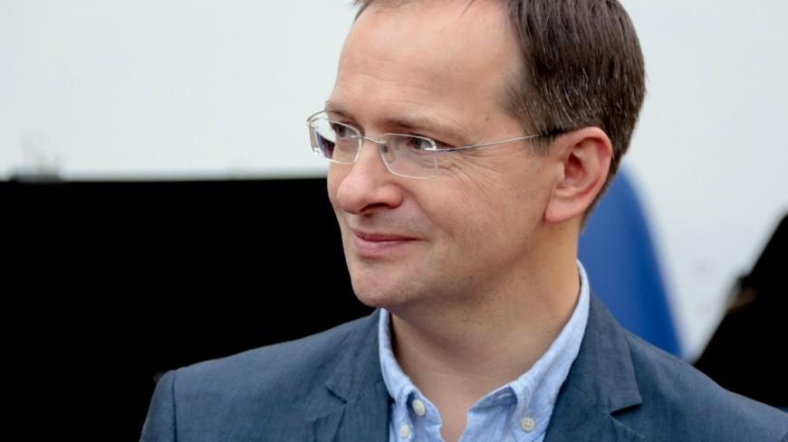 Шедевры из запасников: Мединский открыл «Ночь музеев»