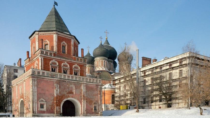 В московской усадьбе «Измайлово» готовятся к реставрации