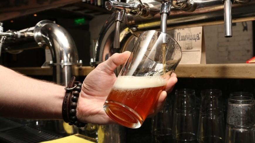 В МЧС не советуют пить пиво в Подмосковье из-за жаркой погоды