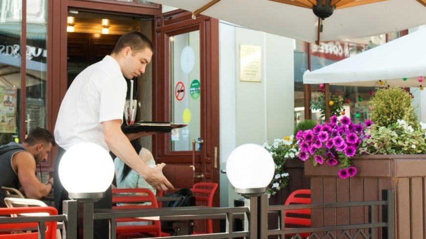 Работа в большом городе: секреты профессии официанта
