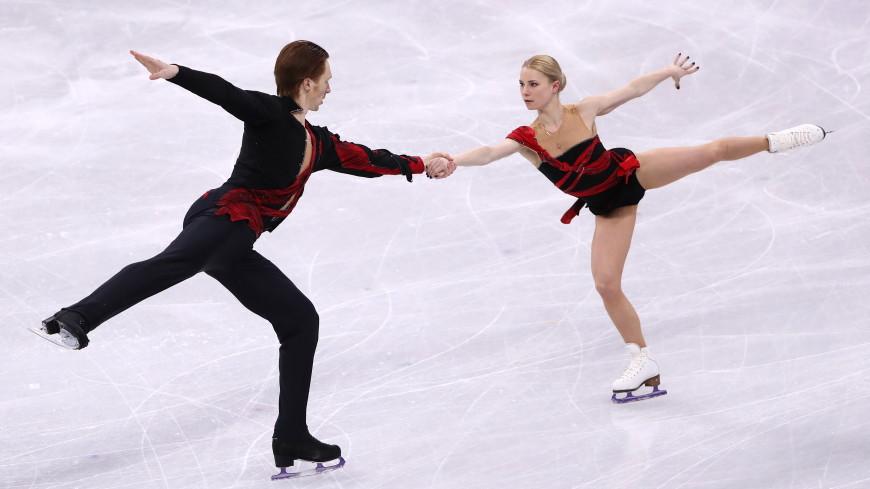 Российские фигуристы взяли еще одну медаль Игр в Пхенчхане