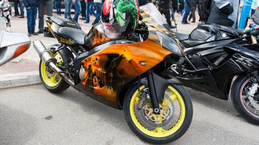 Выхлопы мотоциклов опаснее дизельных машин