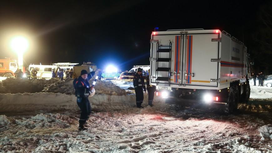 На месте крушения Ан-148 найдено 209 фрагментов тел