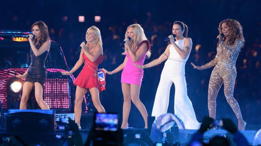 Spice Girls отправятся в мировой тур