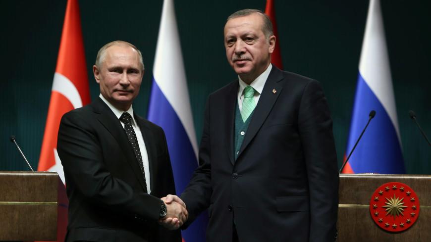 Путин и Эрдоган надеются вместе открыть АЭС «Аккую» через пять лет