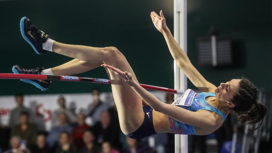 Прыжки в высоту. Мария Ласицкене выиграла 34-й турнир подряд