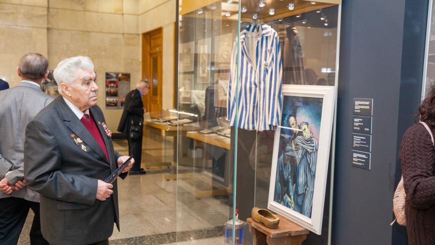 Выставка «Шоа – Холокост. Как мог человек сотворить такое?»
