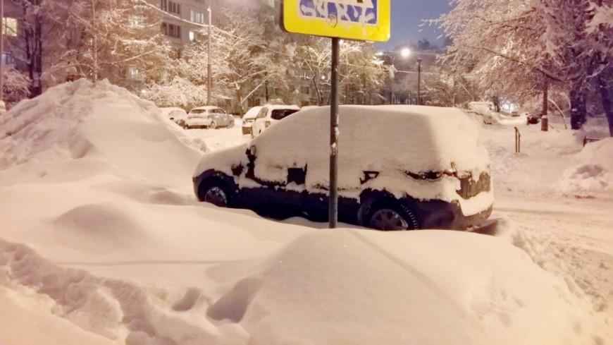 Советы автомобилистам: как защитить «дворники» в мороз