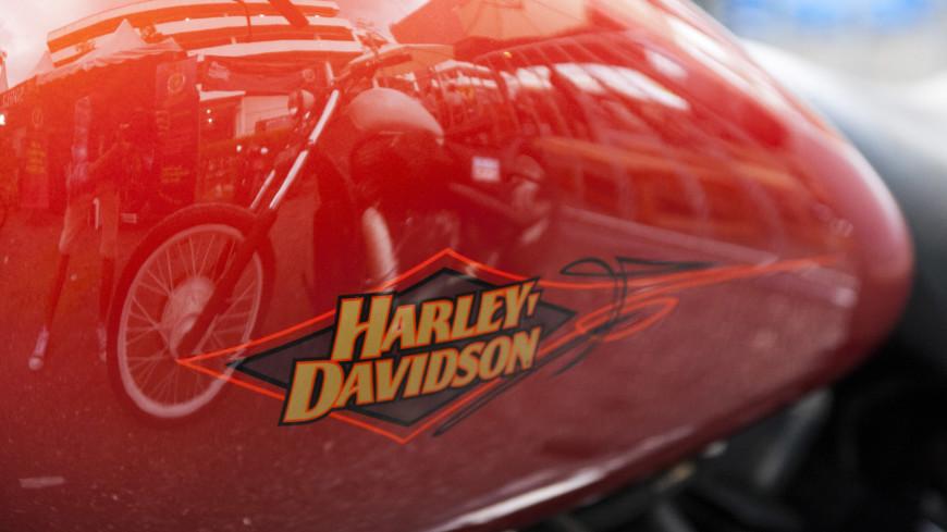 Harley выпустит электромотоцикл к 2019 году