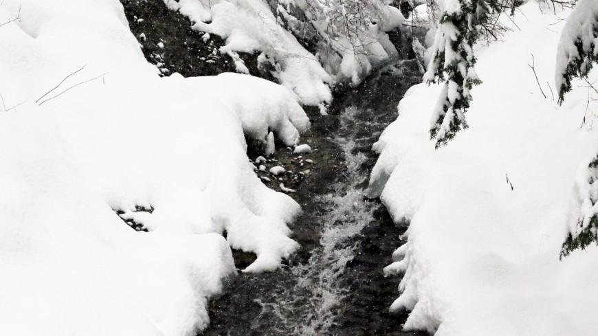Зимнее путешествие по рекам Беларуси