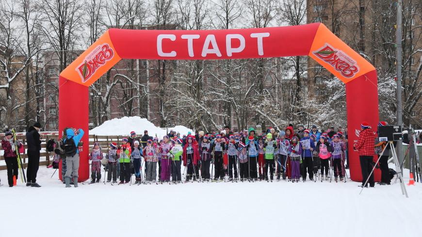 Рекорд «Лыжни России»: все побежали, и я побежал
