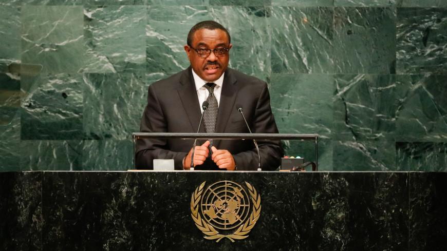 Эфиопия объявила режим ЧП после отставки премьер-министра