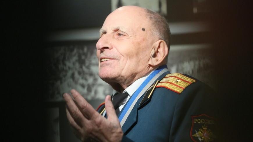 Умер освободитель Освенцима Леонтий Брандт