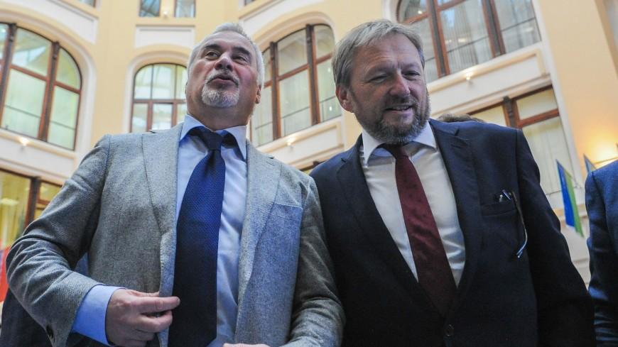 Меладзе и Фоменко стали доверенными лицами Титова
