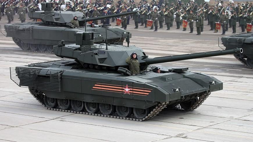 «Уралвагонзавод» разрабатывает боеприпасы для танка «Армата»