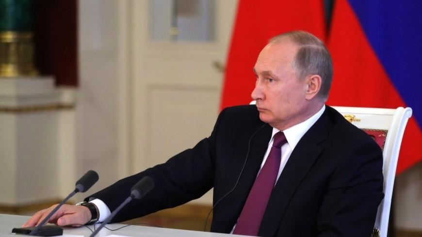 Путин подал идею проекта для профориентации школьников