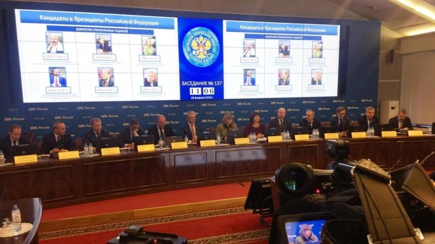 ЦИК пожаловался на Жириновского в прокуратуру