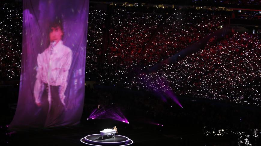 «Супербоул»: кто засветился на фееричном шоу
