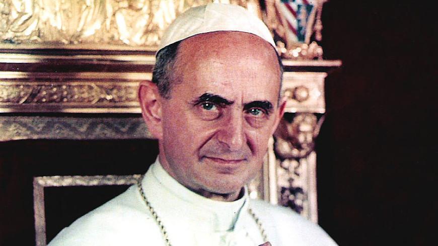 Папу Римского Павла VI канонизируют в 2018 году
