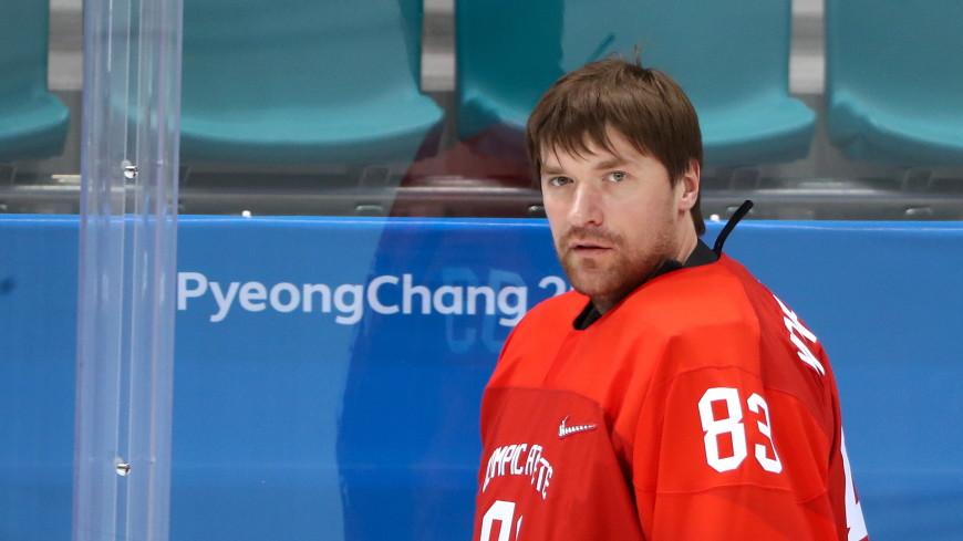 Вратарь Кошечкин сыграет против немцев в хоккейном финале Игр