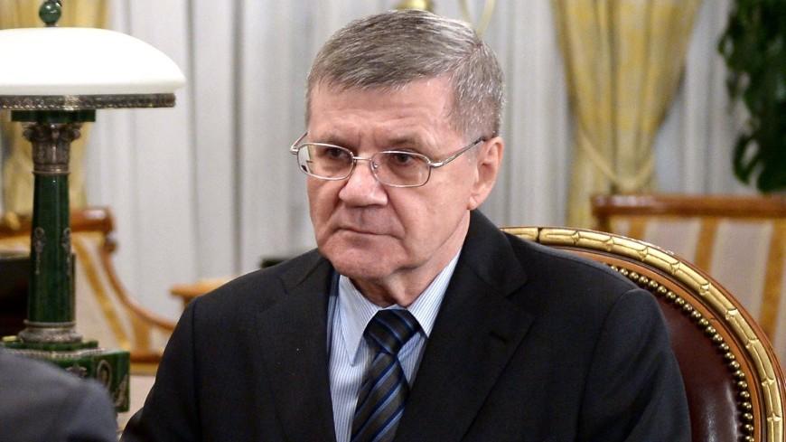 Чайка представил коллективу нового прокурора Дагестана