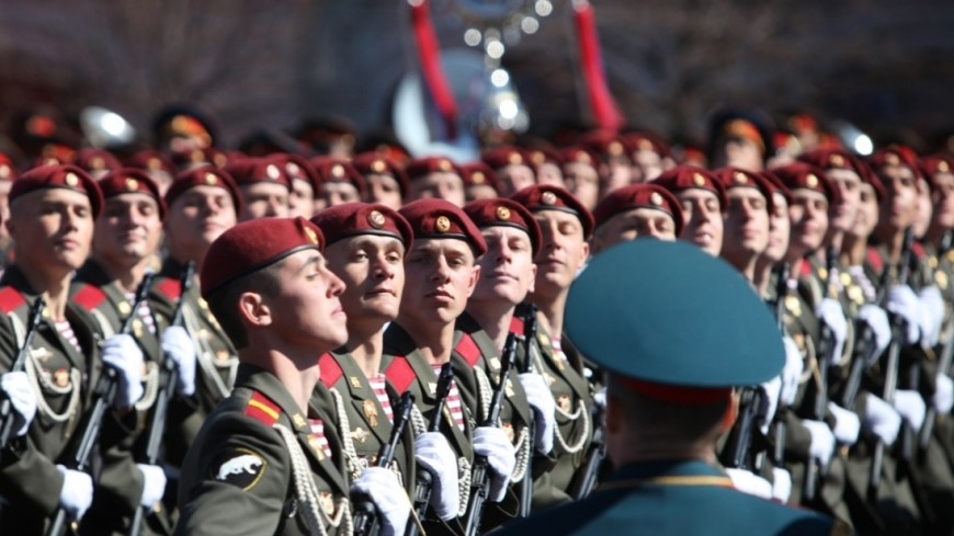 В параде Победы в Москве впервые поучаствуют «Терминаторы»