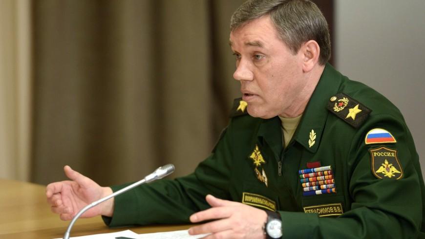 Герасимов обсудил с Хантсманом Украину, Сирию и КНДР