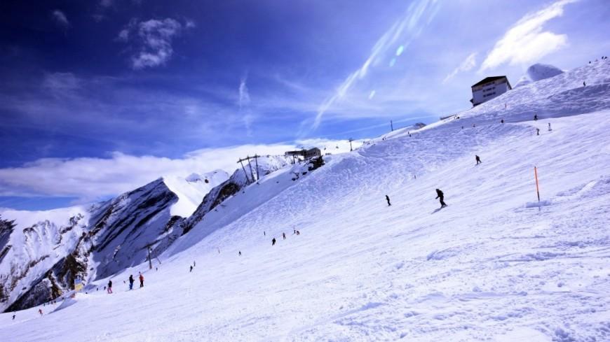 """Австрия, Лыжи Фото: Мария Чегляева, """"МТРК «Мир»"""":http://mirtv.ru/, горнолыжный курорт, австрия, лыжи, горы, зимний туризм"""