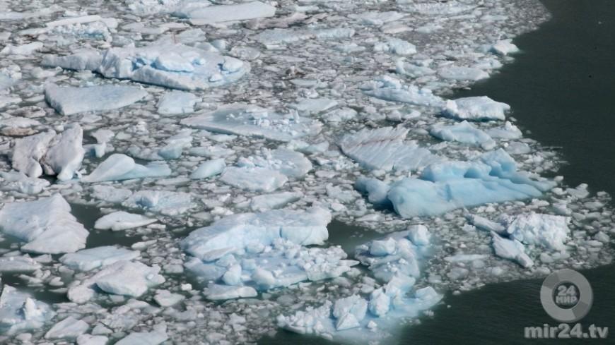 ледник  © Фото: Жанна Звягина, «МИР 24», ледник