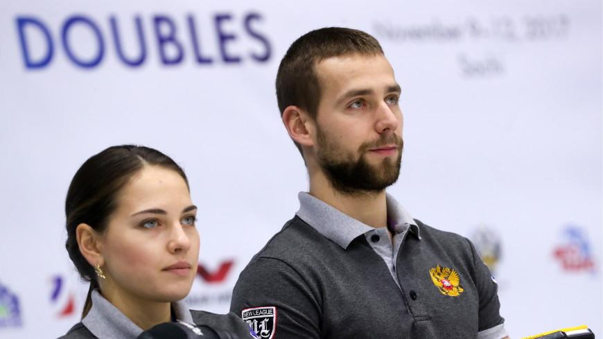 Российских керлингистов после проигрыша проверили на допинг