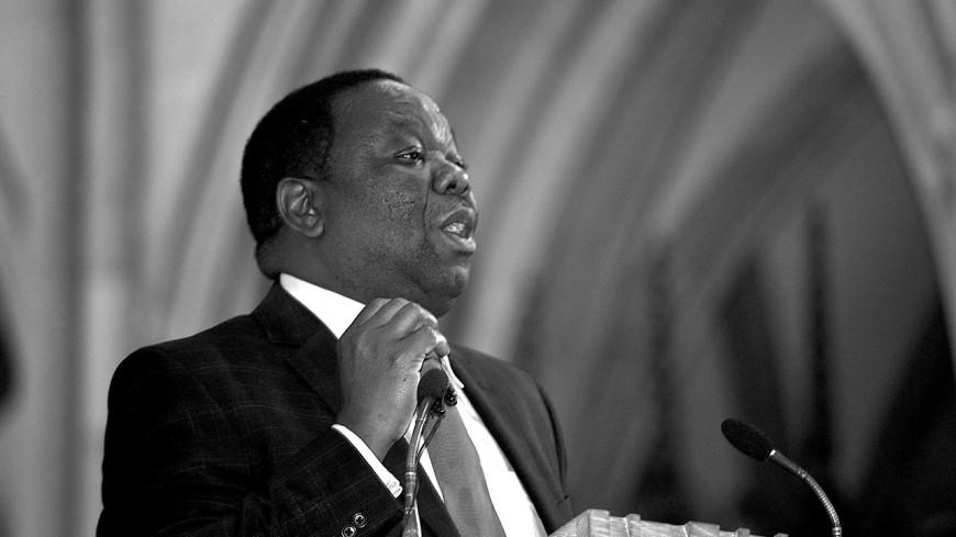 В больнице ЮАР от рака умер лидер оппозиции Зимбабве