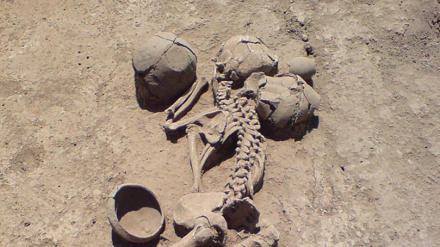 Под Владимиром нашли финский могильник I века