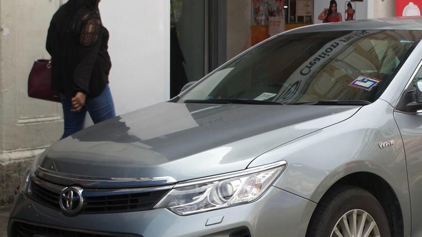 Стали известны характеристики Toyota Camry для российского рынка