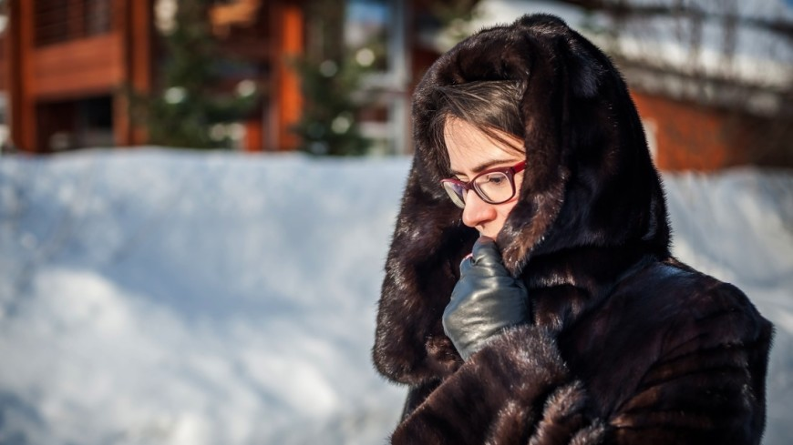 Зима разозлилась: москвичам предсказали «собачий» холод