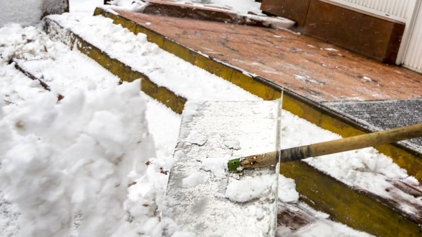 К концу зимы Москва «утонет» в двухметровых сугробах