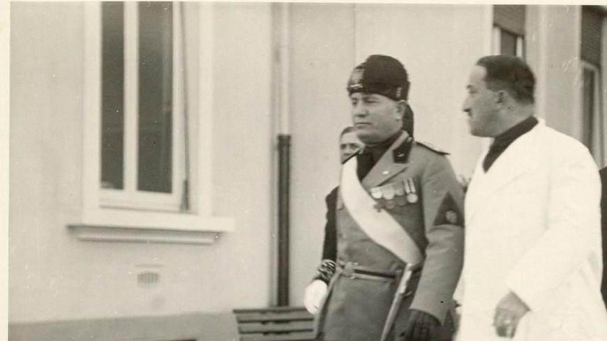 В Мантуе лишили Бенито Муссолини звания почетного гражданина